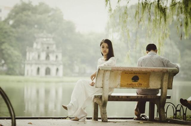 感情を抑制する方法 パートナーの場合