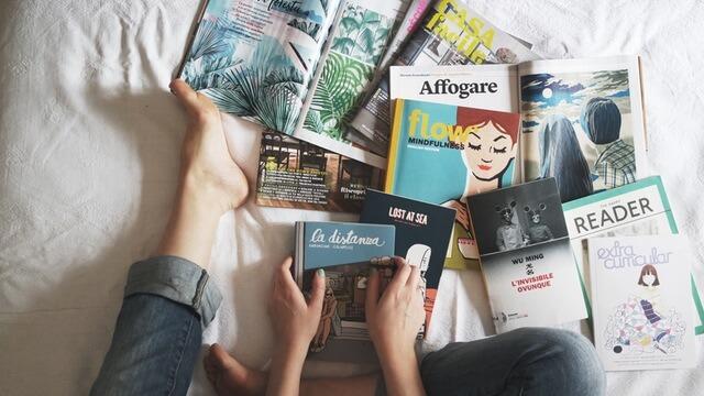 感受性を強くする方法 本をたくさん読んでみる